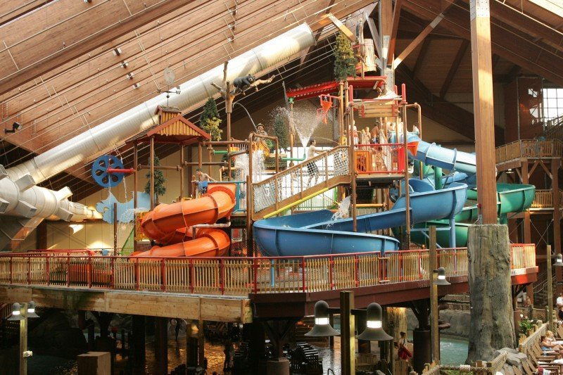 Redefining the Family Vacation Experience  <br>The Great Escape Lodge and Indoor Waterpark