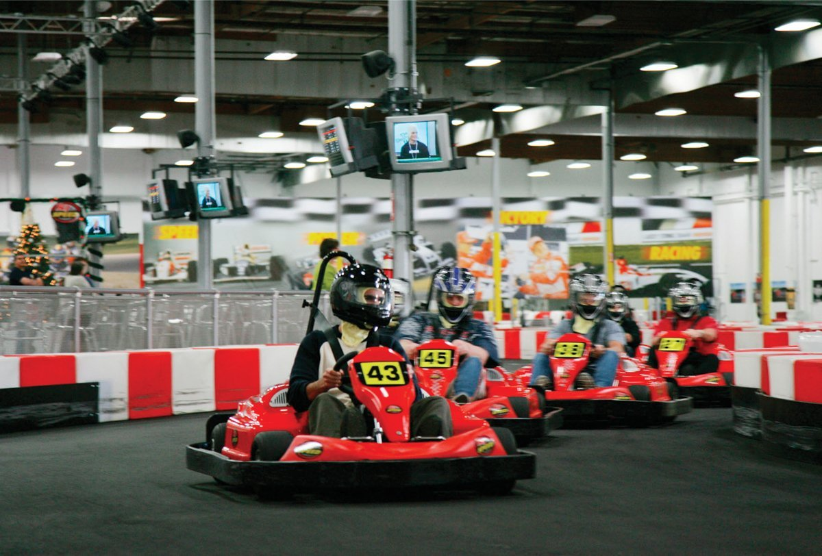 Gas versus Electric Go-Karts: Pros and Cons