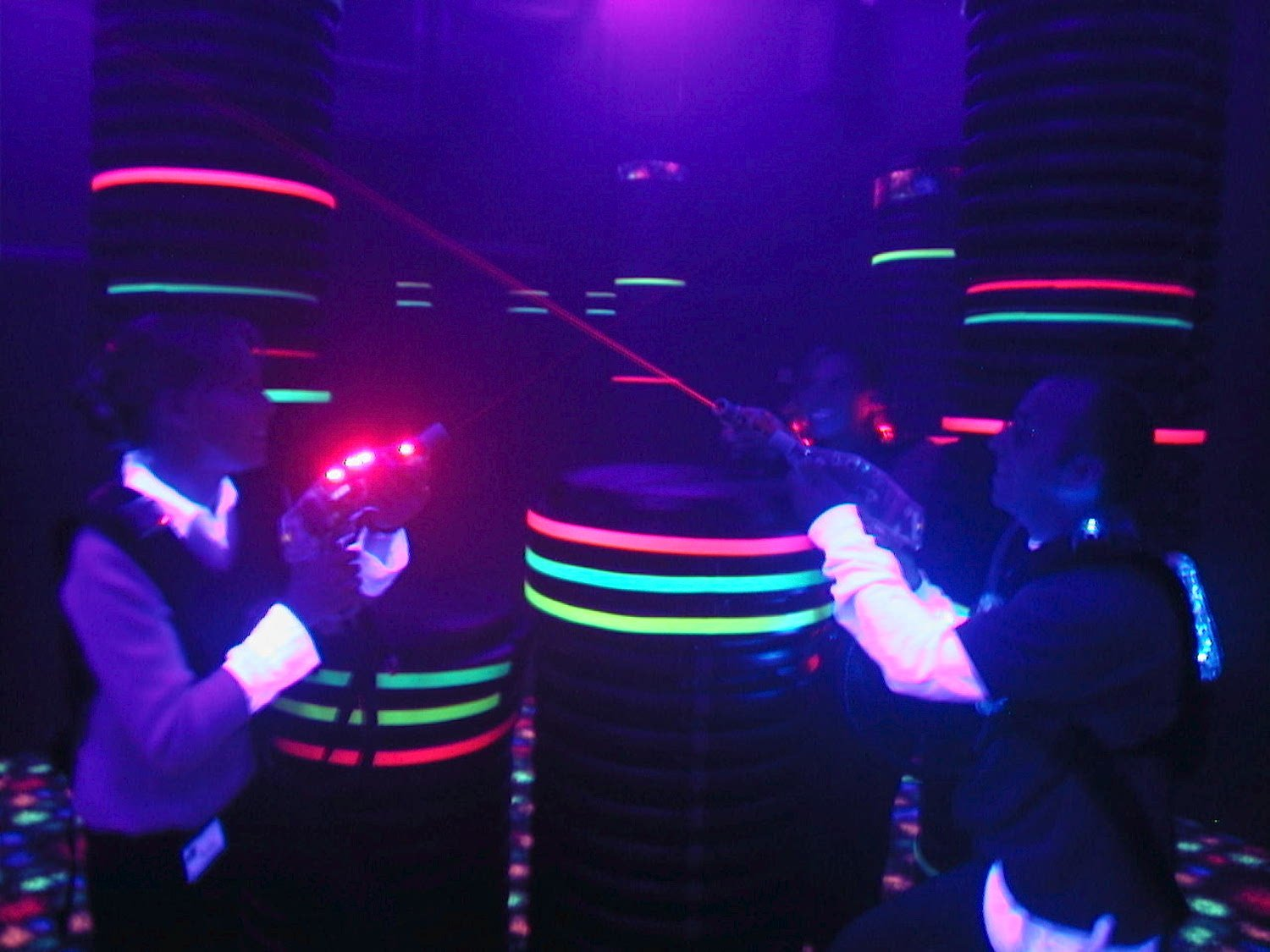 Laser Tag Pricing and Promotion: <br/>Knowing the Score