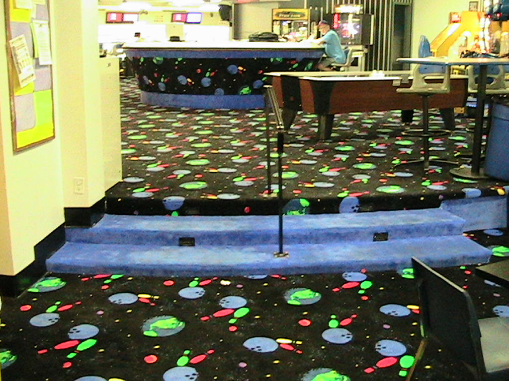 Why Floor Coverings Matter:<br/>Rolling Out the Red Carpet for Guests at Bowling Centers