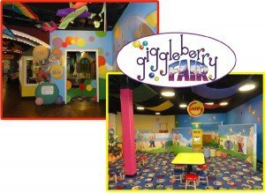 Images of the Giggleberry Fair location.