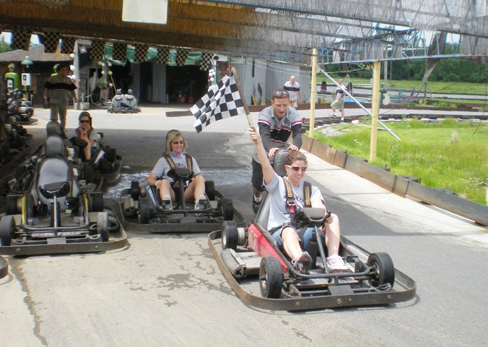 Thought Before Action: <br/>Crafting a Total Experience at Mini-Golf and Go-Kart Centers