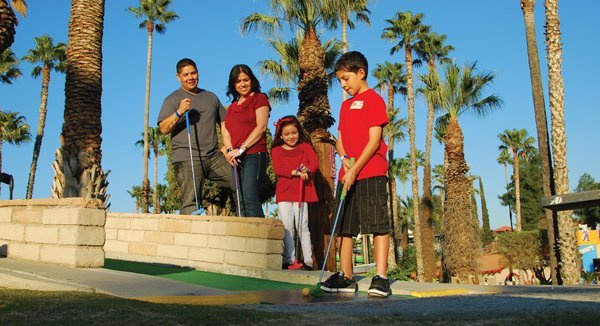 Just for the Kids<br /> Keeping the Fun Child-centered at Mini-Golf and Go-Kart Facilities