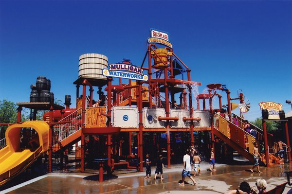 R & R Creates Three Waterpark Projects for the 2011 Season