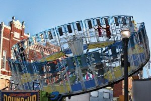 "A popular Durant Amusements' ride. "" …We will adapt to changes and find ways to make our money and move the industry forward,"" the company's owner said."