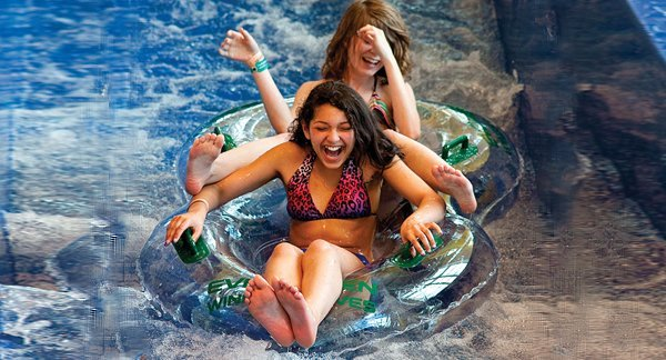 A Holistic Approach to Family Fun Takes Flight in Oregon <br /> Evergreen Wings & Waves Waterpark