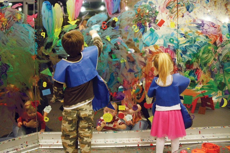 Admissions and Ticketing <br /> Welcoming Systems at Children's Museums