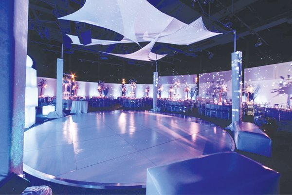 Locations Can Benefit from Portable Dance Floor Options