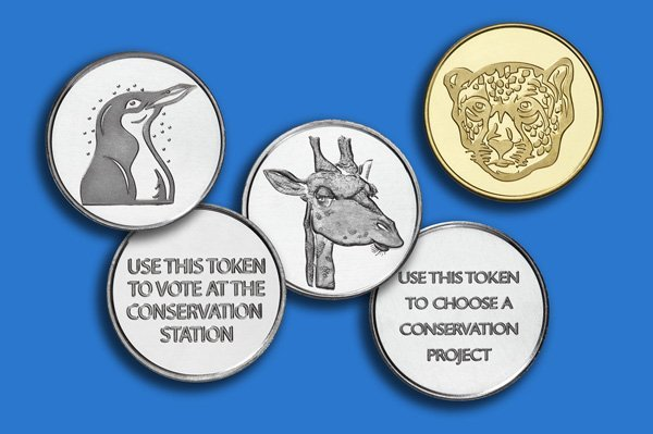 Conservation Tokens