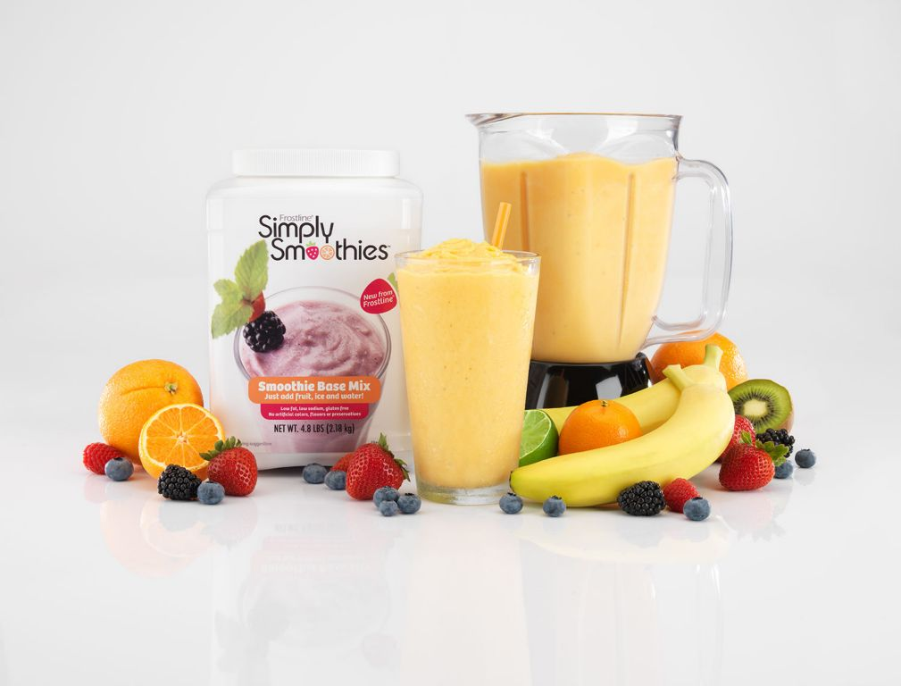 For additional product information, recipe suggestions, or professional marketing support visit FrostlineSimplySmoothies.com or call the company.