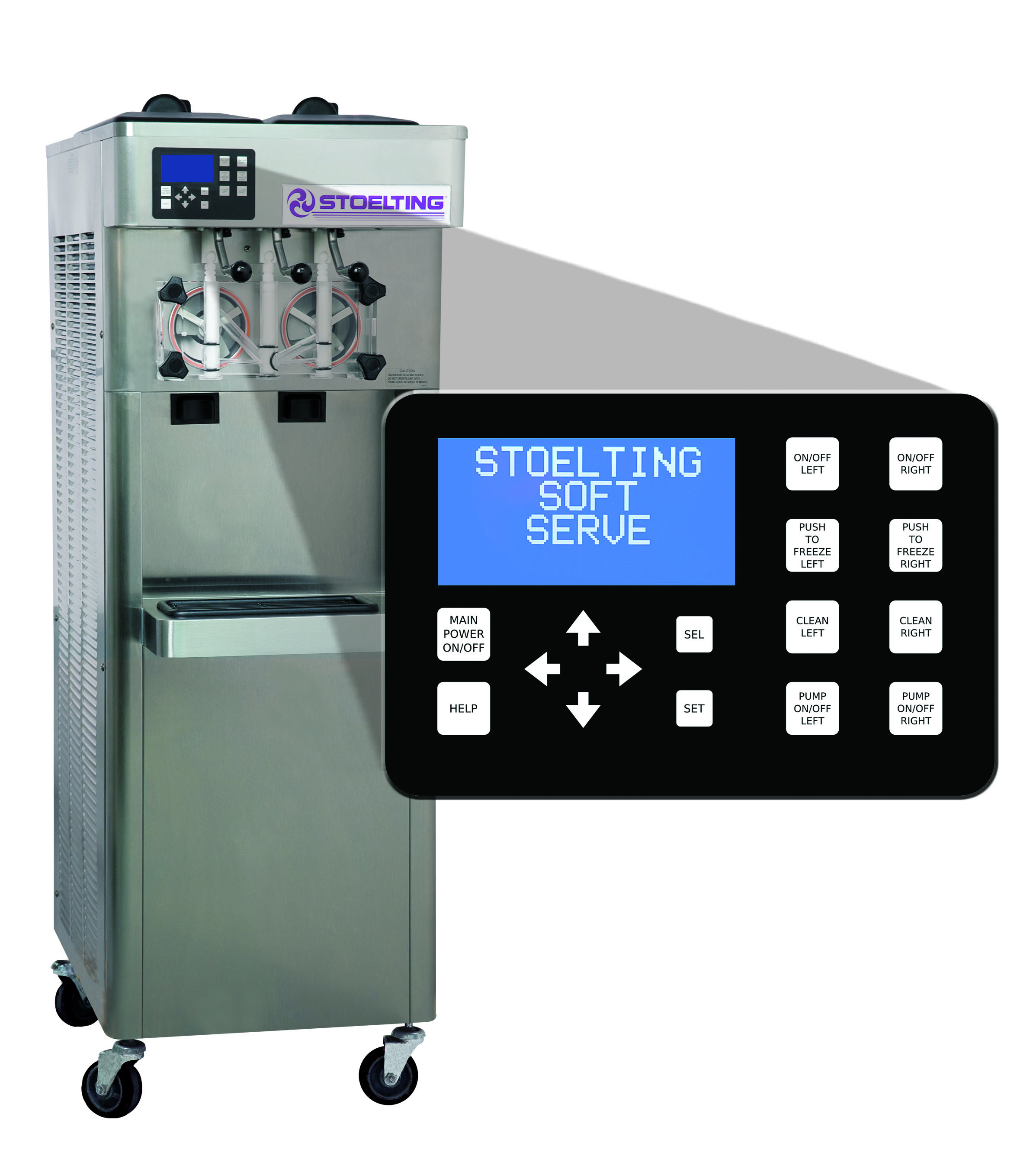 Stoelting Launches Smart Technology: ConnectI2U<br/>Wi-Fi Enabled Machines Deliver Custom Status Updates and Alerts