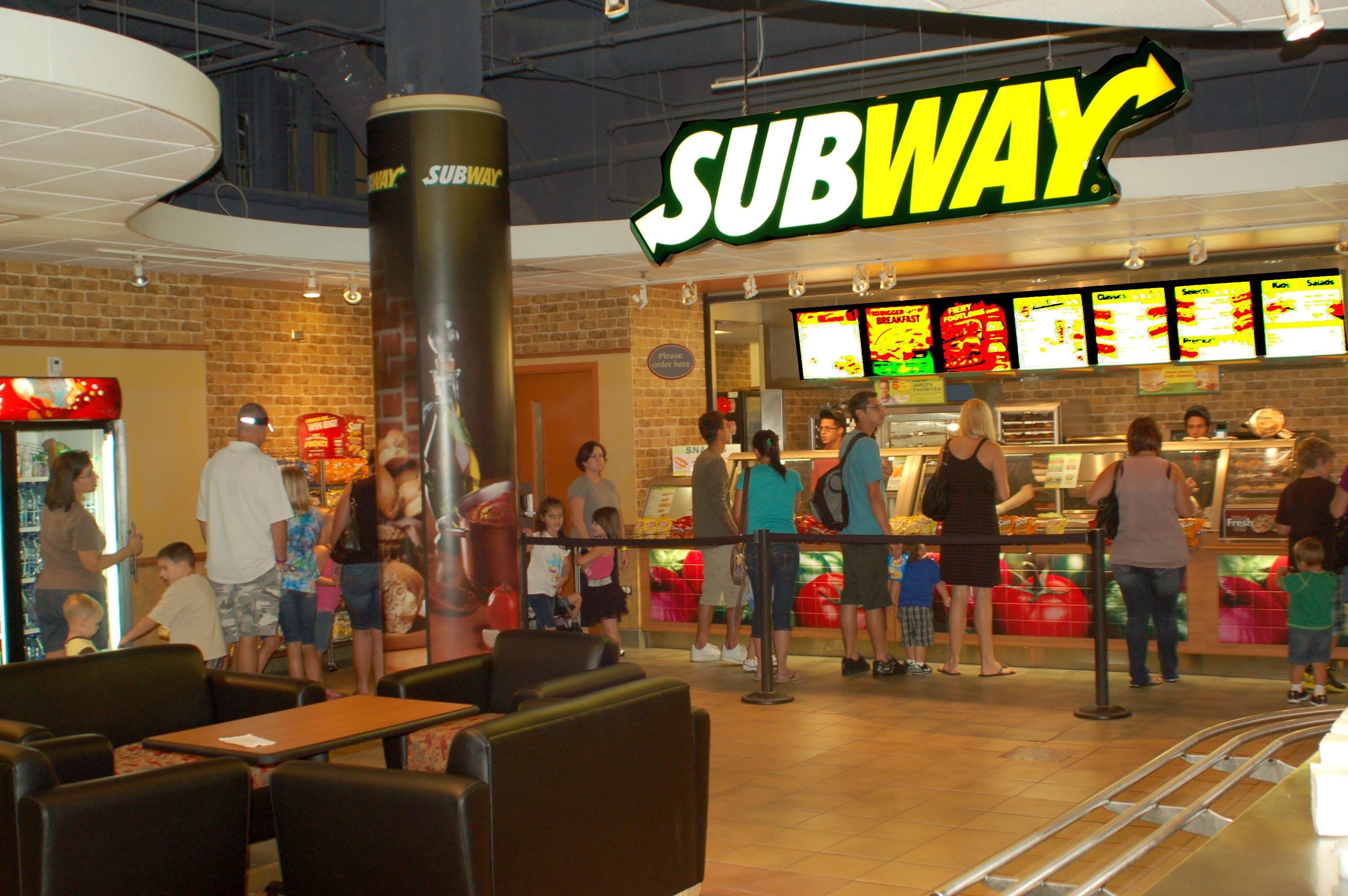 Where There Is an Appetite, There Is a Way <br/>Subway Franchises Thrive in Non-traditional Locations