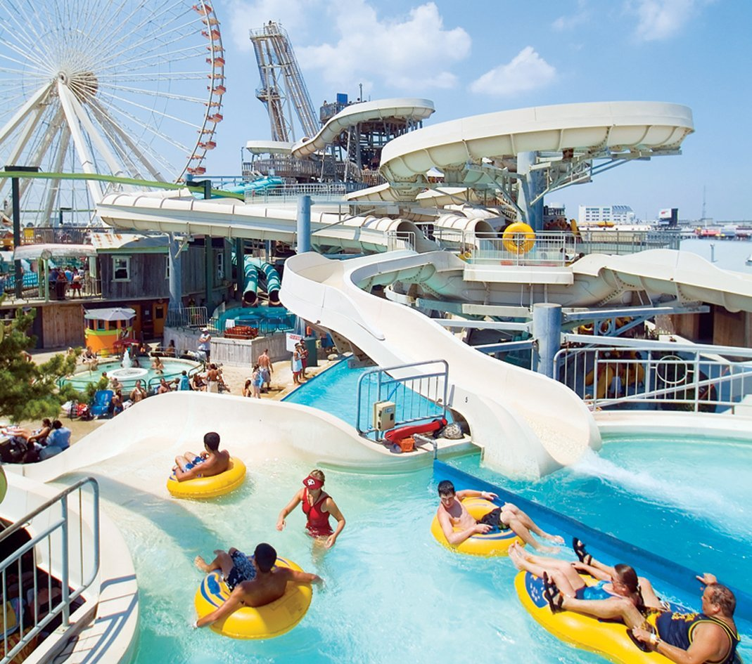Springing into Summer <br/>How Waterparks Prepare for Hot Temperatures Long Before They Arrive