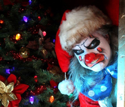 "The ScareHouse presents ""Creepo's Christmas in 3-D"""