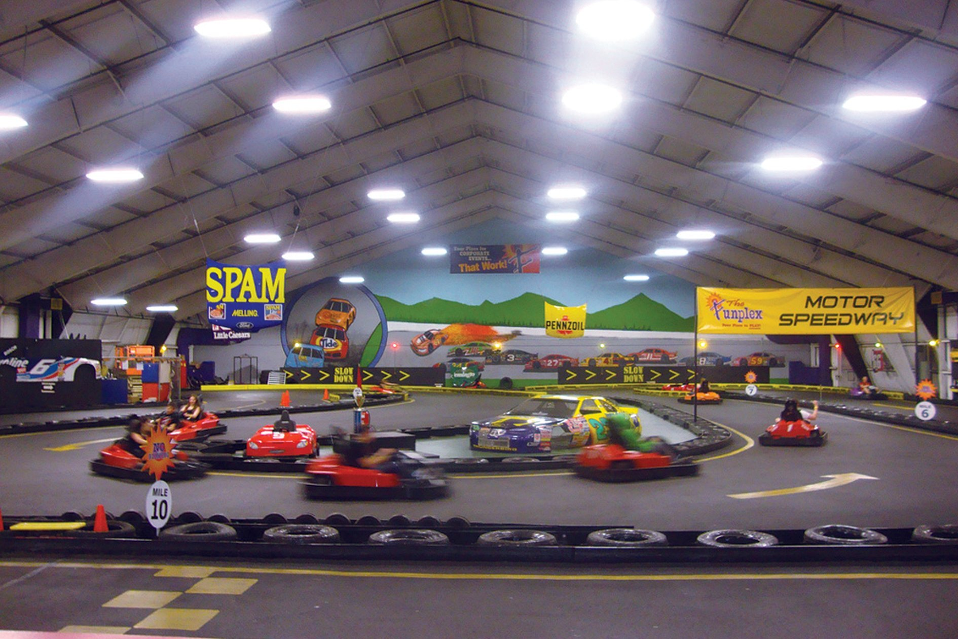 Creating Quick Fun <br/>Trends in Go-kart Racing