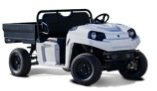 The all-new Polaris® GEM® eM1400 vehicle.