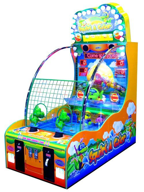 UNIS Launches the Squirt A Gator Skill Game