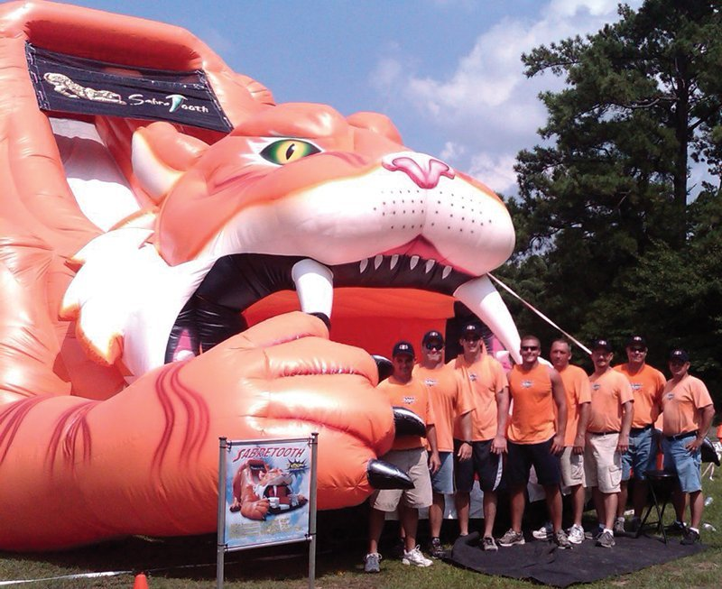 Inflatables 2014: Bigger, Better, Faster and Interactive