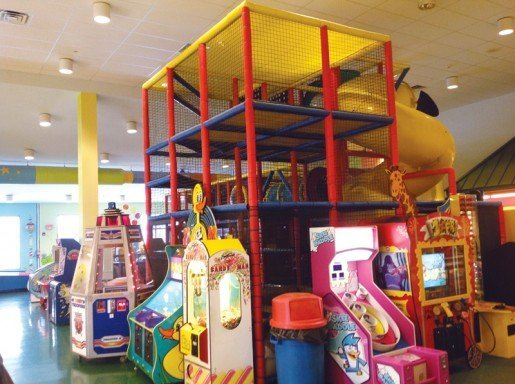 This Mulligans Family Fun Center has plenty of attractions to keep families busy. The company has three locations in California.