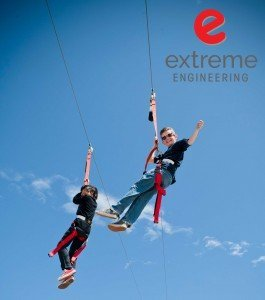 """We are thrilled to be working with De Palm Island Resorts, bringing zip lining to the Caribbean,"" said Philip Wilson, executive vice president of marketing for Extreme Engineering."