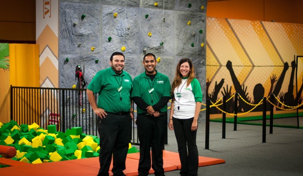 The Sky's the Limit for  Growing Trampoline Parks
