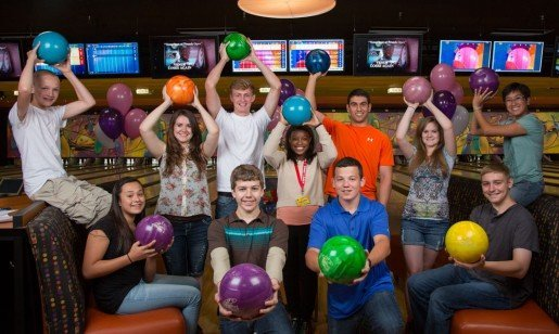At Sunset Lanes, birthday club members get reminders 45 days before the big day to help them remember to book their parties.