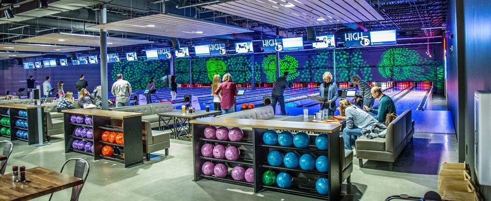 Bowling Center Profile: High 5 Entertainment