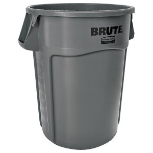 For 48 years, the performance of BRUTE containers has been trusted by professionals.