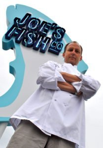 Wally Jurusz, executive chef, Morey's Piers and Beachfront Water Parks in Wildwood, N.J. Jurusz continues to see demand for freshness and for local food and drink products.