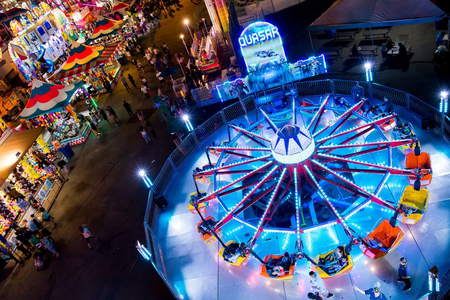 Building Business <br> Trends in Carnivals, Fairs and Festivals