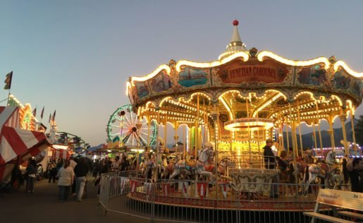 A fortunate weather situation had crowds staying out longer at Golden Wheel Amusements events in 2016, according to the marketing and promotions manager.