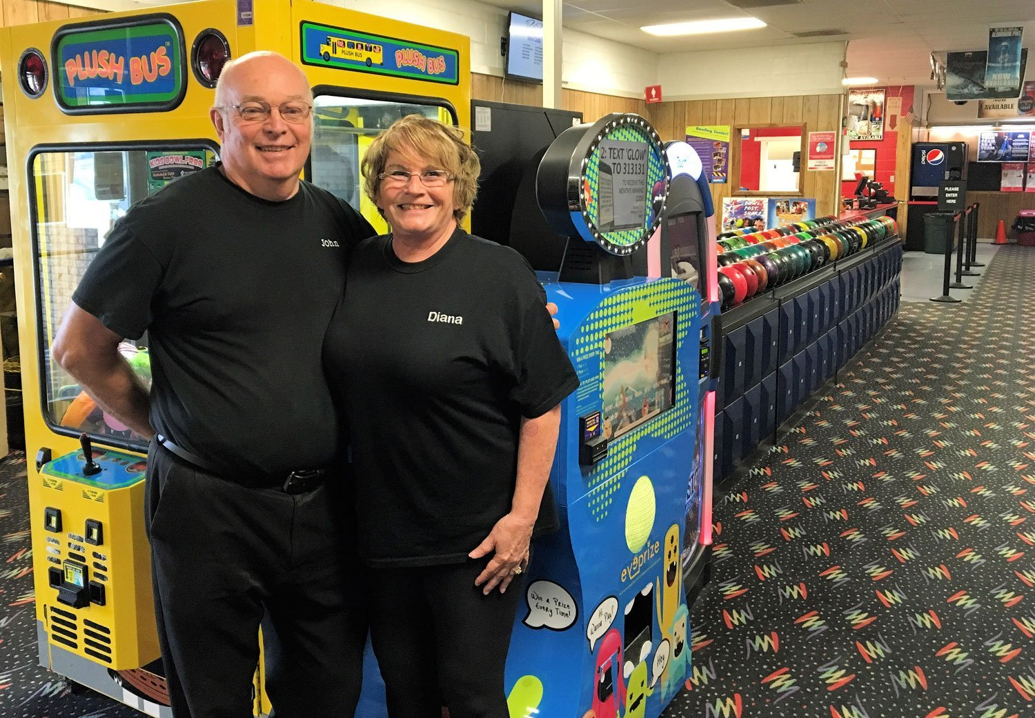 For Bowling Alley Success, Try Arcade Games