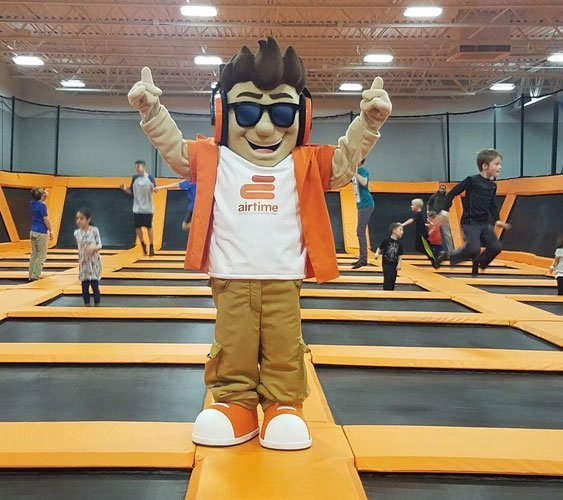 An Exciting Evolution <br>Trends in Trampoline Parks