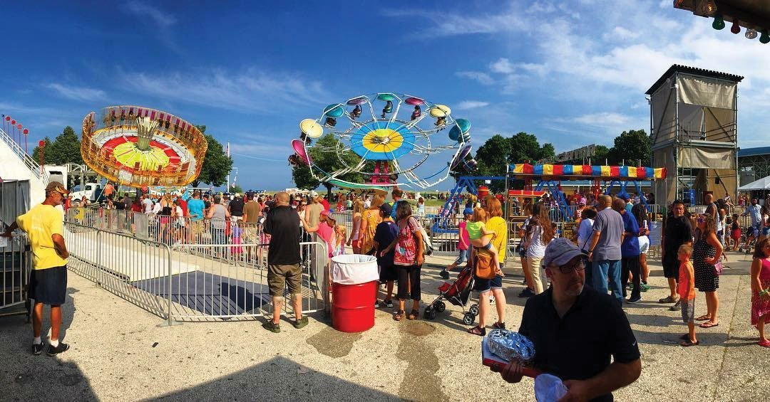 The Fun Is at the Fair <br>Trends in Carnival Rides