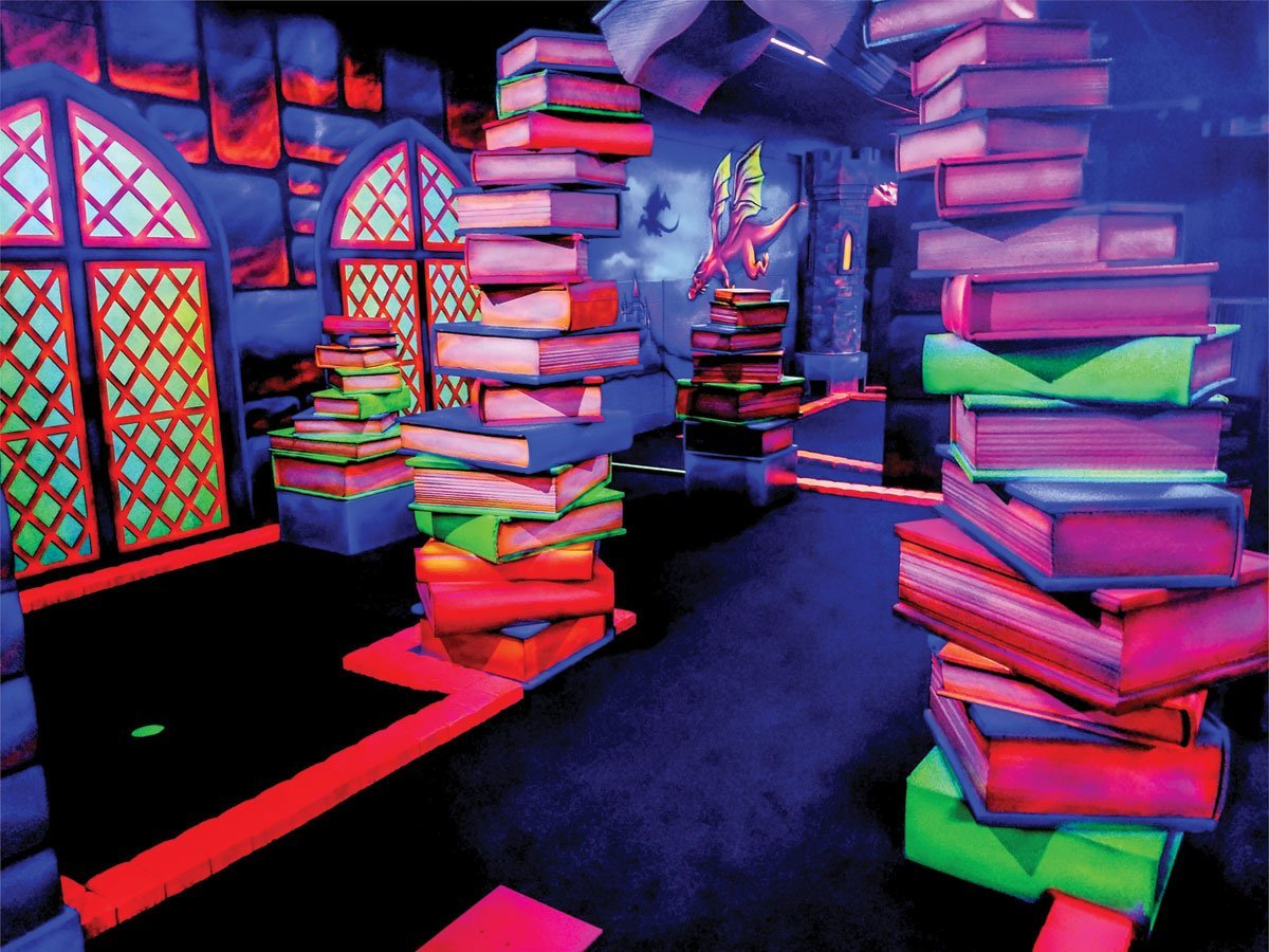 Creative Works Brings Fantasy Mini-Golf Course to Life at ShadowLand