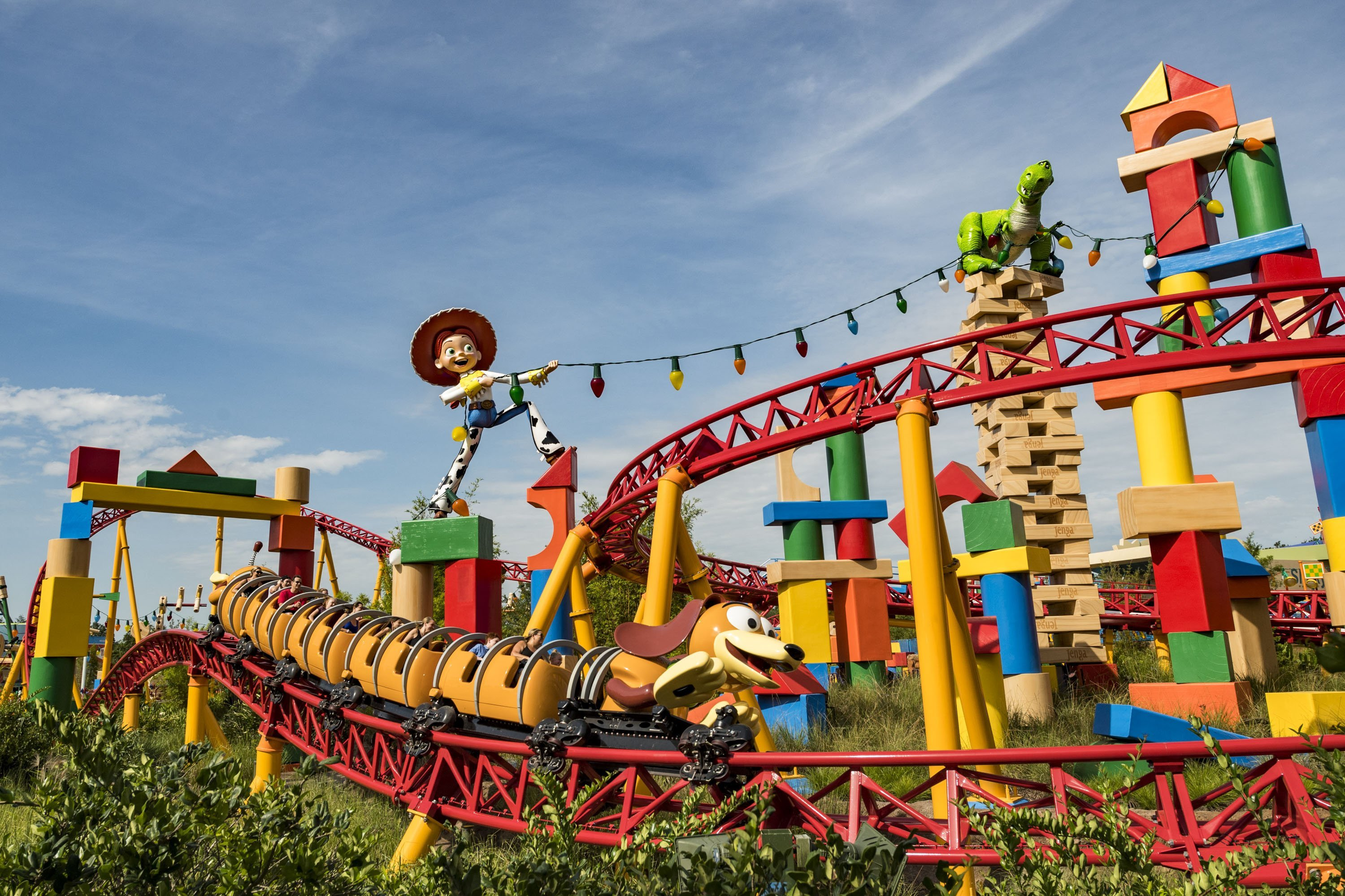 Fun for Infinity and Beyond <br>Toy Story Land at Walt Disney World Resort