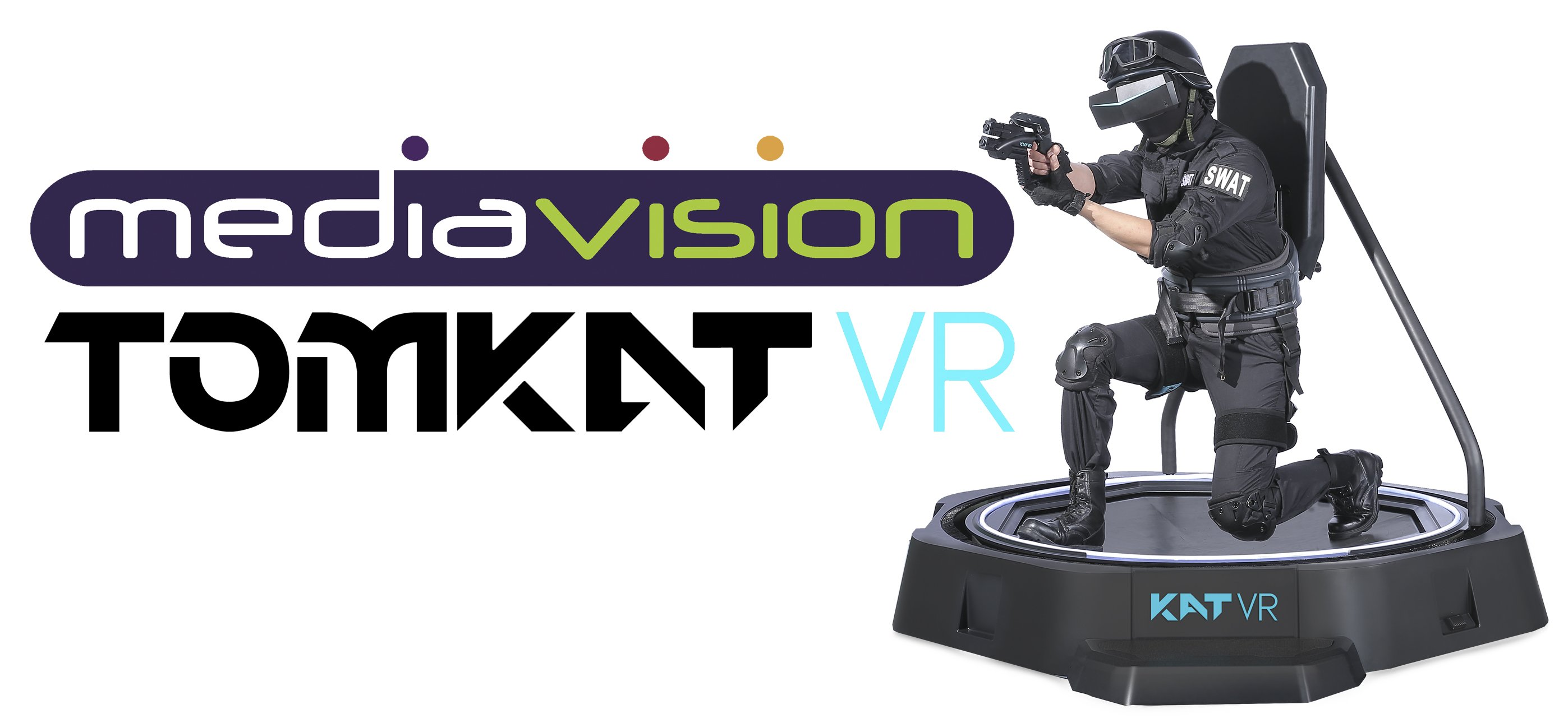 Media Vision Introduces TOMKAT VR
