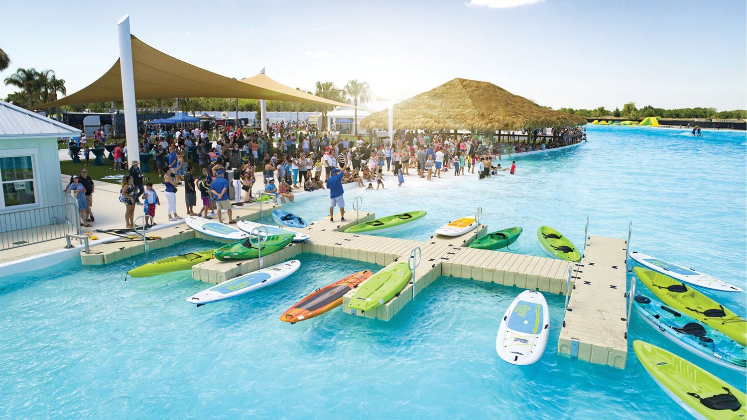 Why It's Fun Is Crystal Clear<br> A Profile of Crystal Lagoon in Wesley Chapel, Fla.