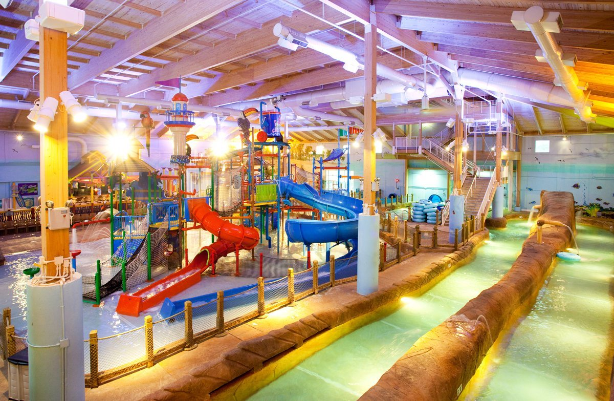 The Inside Story on Fresh Air  and Clean Water <br> Maintaining Quality Conditions at Indoor Waterparks