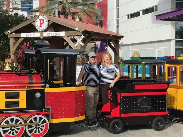 Vendor Spotlight <br> Keeping Track of Fun at ICON Orlando with Wattman Trains
