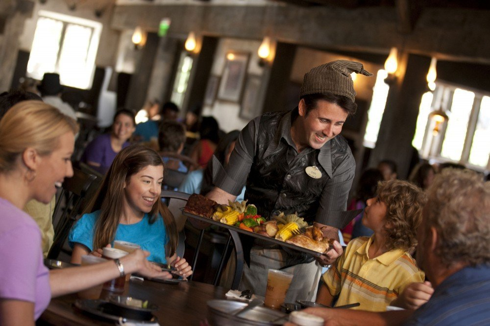 Making Magic of Dining: <br>The Wizarding World of Harry Potter's Three Broomsticks Restaurant