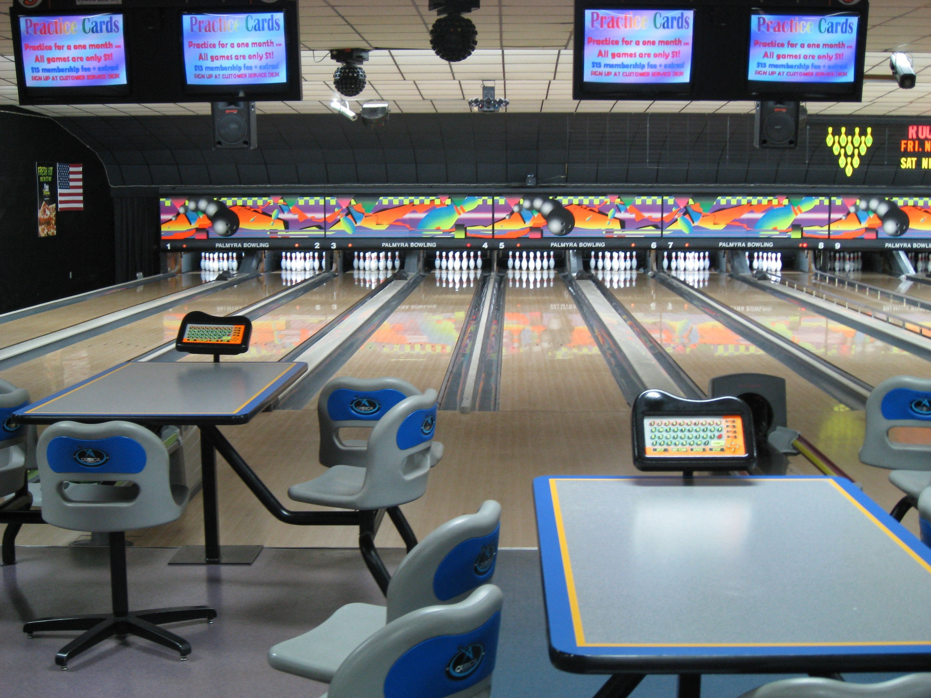 Rules of the Game: <br>Inside the Dirty Job of Keeping Bowling Alleys Clean
