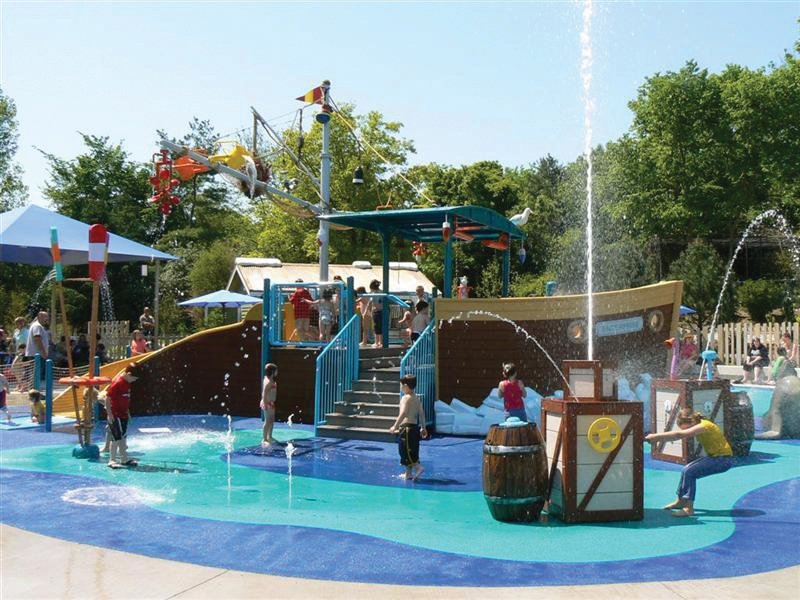 Imagine, Build, Play – Creating Interactive Water Attractions