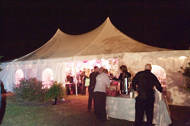 The Great Cover Up: Maintaining and Providing the Right Tents for Customer Events