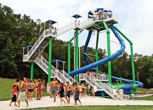 Making a Big Splash<br />Waterparks Strive to Thrill Guests with the Right Rides