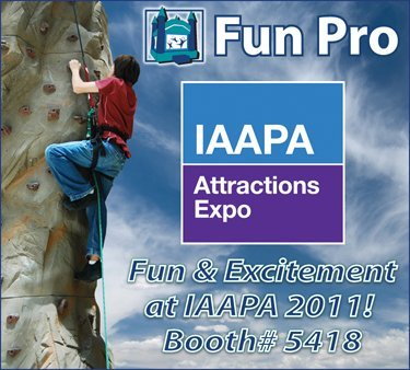 Fun Pro Insurance at the 2011 IAAPA Attractions Expo