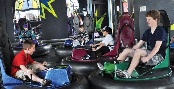 Bumper Cars: <br />The Payoffs of Offering an Enduring Classic