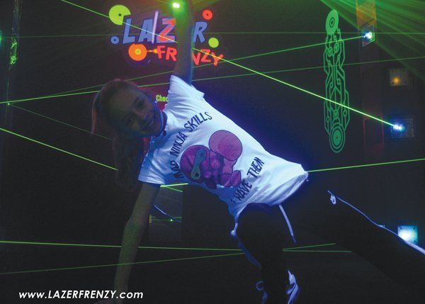 A Look at Lazer Frenzy