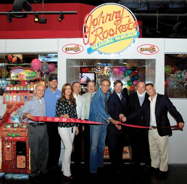 A Games and Food Prototype: <br />New Florida Johnny Rockets Blasts Off Toward Fun