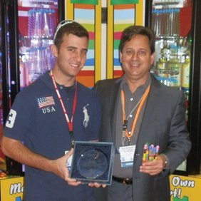 Laser Star Amusements Wins Award at the 2011 IAAPA Attractions Expo